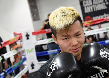 Tenshin Nasukawa UFC Conor McGregor