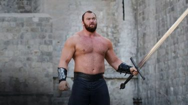 The Mountain Game of Thrones dieet