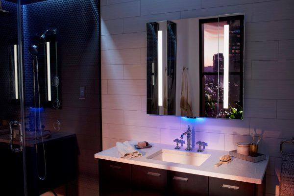 Kohler slimme badkamer