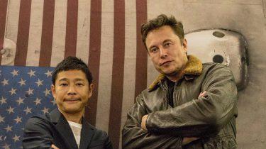 Yusaku Maezawa Elon Musk populairste tweet ooit Twitter