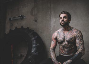 Aaron Chalmers Geordie Shore MMA Bellator