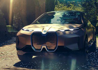 BMW iNEXT vegan elektrische SUV
