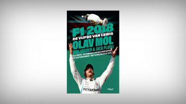 F1 2018: de vijfde van Lewis Olav Mol Jack Plooij Formule 1 boek