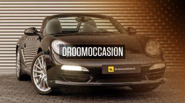 stijlvolle Porsche Boxster