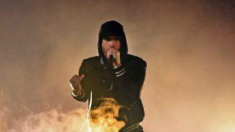 Eminem Netflix The Punisher