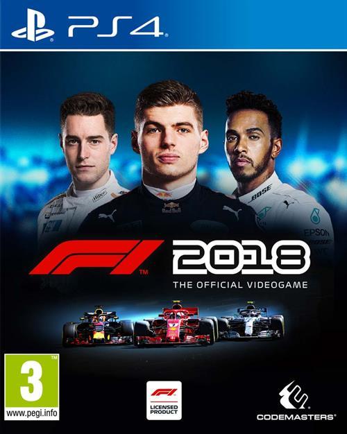 Game Mania F1 2018