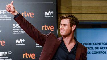 Chris Hemsworth trainen