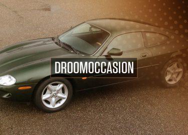 Jaguar Xk8 uit 1997