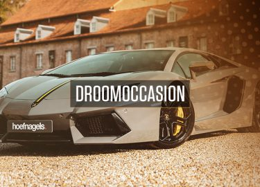 Lamborghini Aventador droom occasion