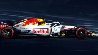 Max Verstappen Red Bull Honda RB15