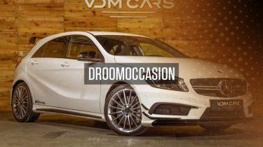 Mercedes A-Klasse droom occasion