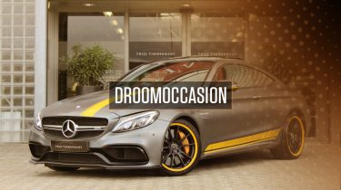 Mercedes AMG C 63 droom occasion