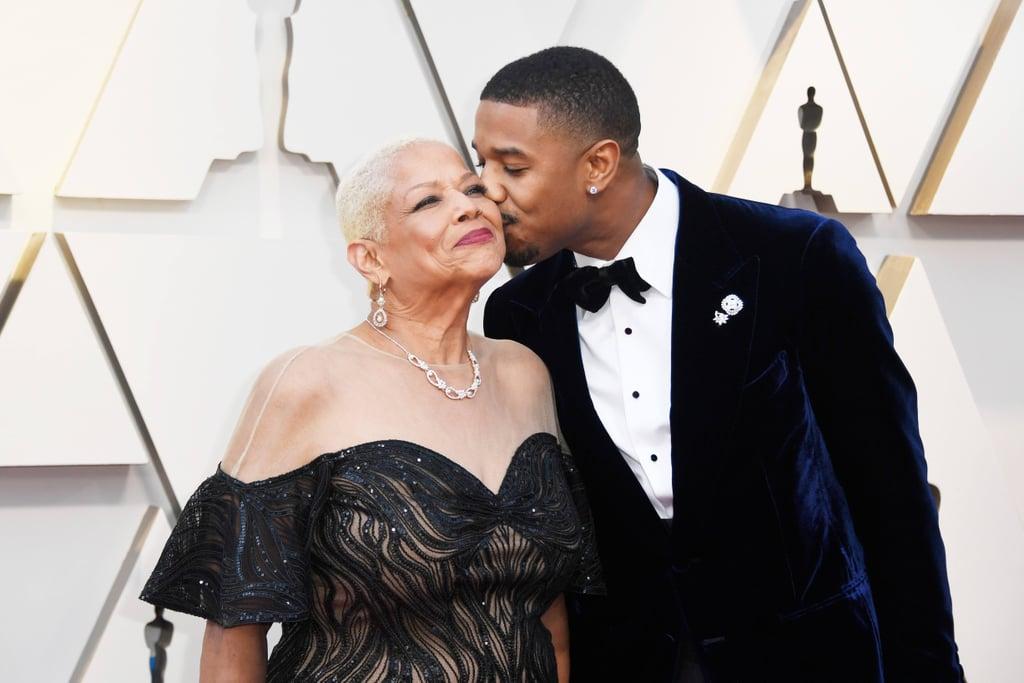 Michael B Jordan Oscars 2019