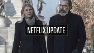 Netflix Update week 8