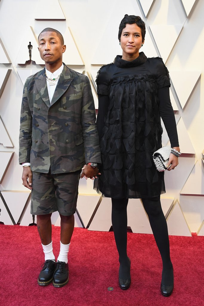 Pharrell Oscars 2019