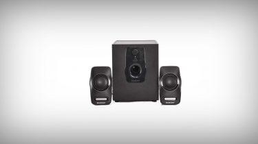 Silvercrest pc speakerset
