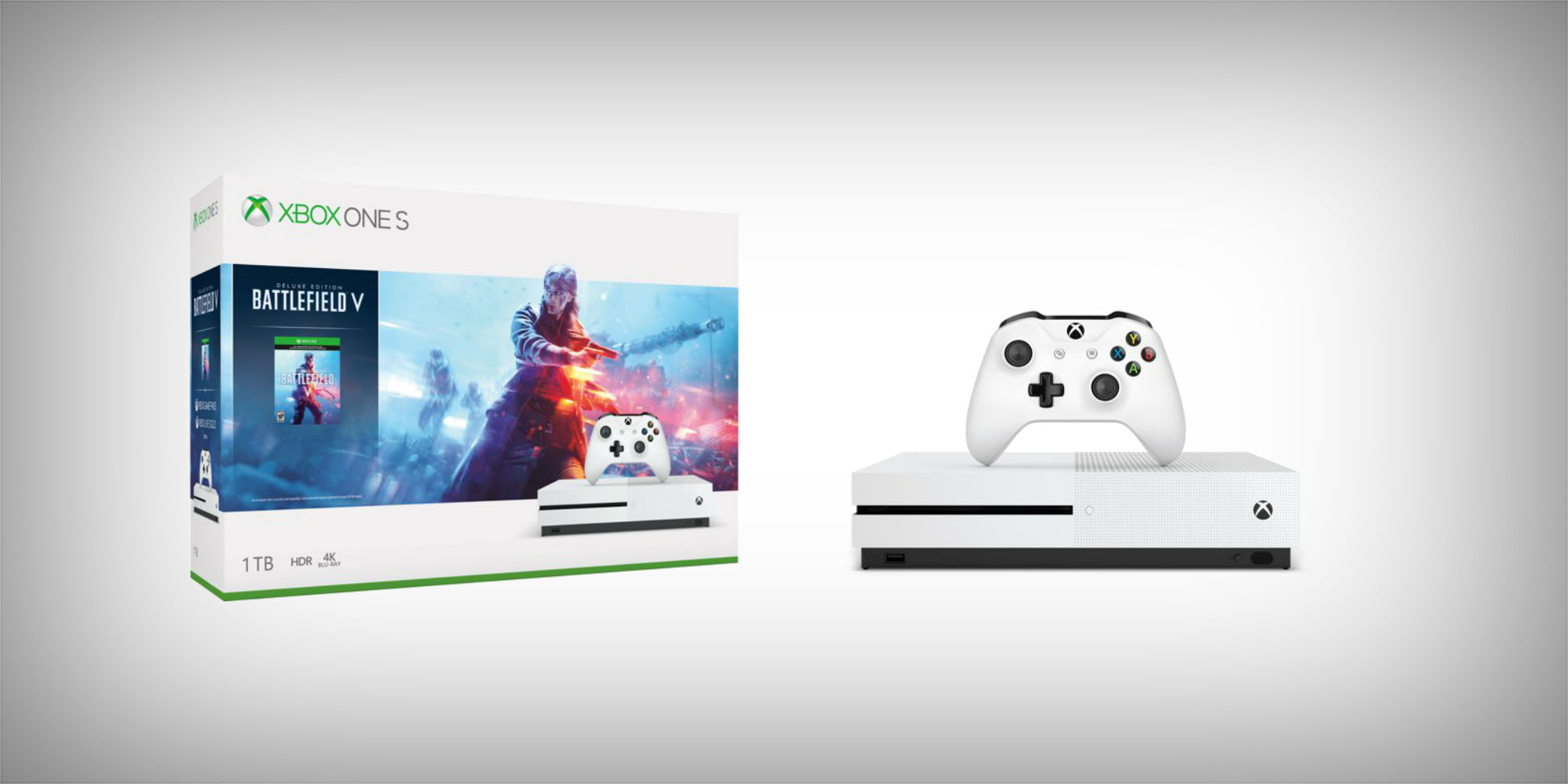 Xbox One S combi pack