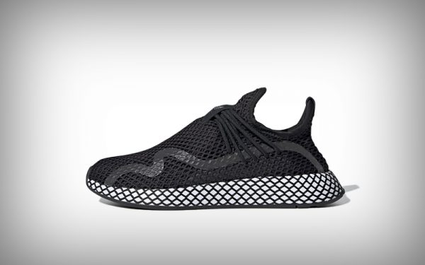 sneaker adidas zwart