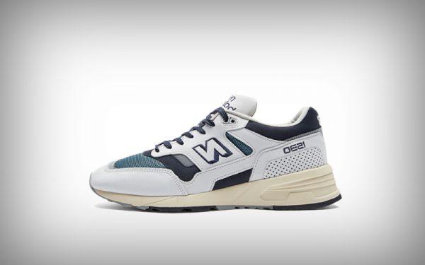 sneaker nb wit