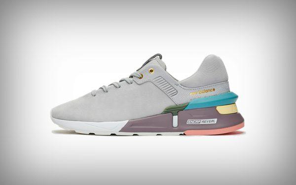 sneaker - new balance grijs