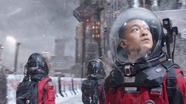 the-wandering-earth op Netflix