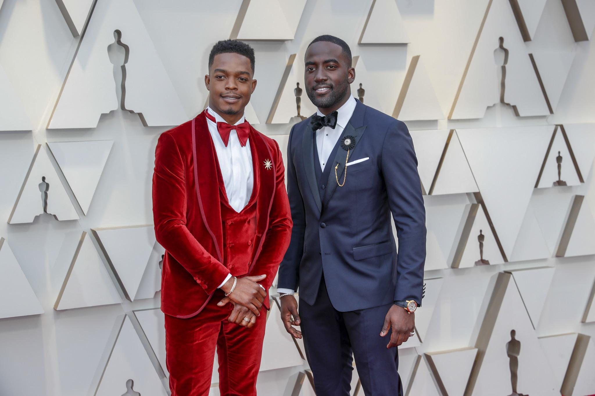 Oscars 2019 Stephen James Anderson