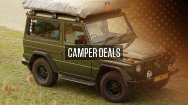 Camper deals mercedes
