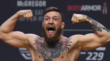 Conor McGregor eis UFC