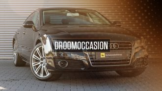 Droom occasion dikke Audi A7