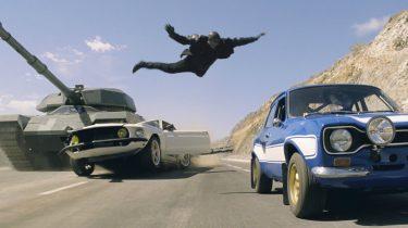 Fast & Furious 6 Netflix
