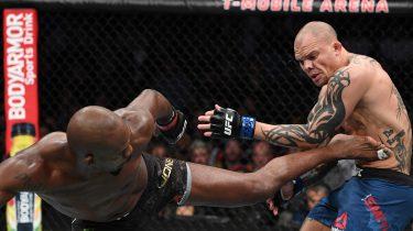 UFC 235: Jon Jones v Anthony Smith