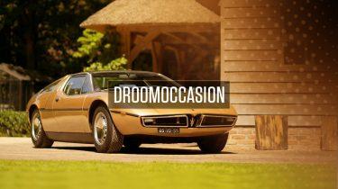 Maserati Bora 4.9 droom occasion