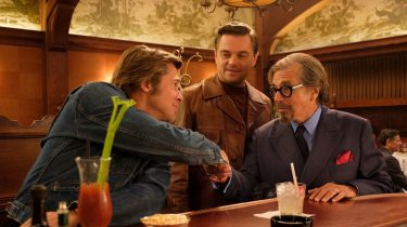 Once Upon a Time in Hollywood cast Quentin Tarantino