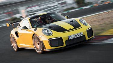 Porsche GT2 RS brand