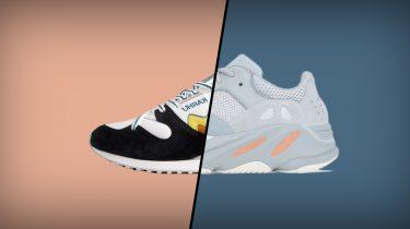 Sneaker update yeezy karhu