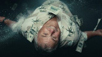 The Legend of Cocaine Island Netflix