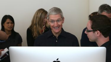 Tim Cook Apple video