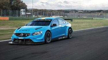 Volvo snelheidslimiet
