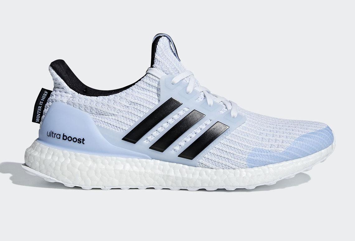 Of Game X Adidas 'white SneakersVan Thrones Walkers' Tot