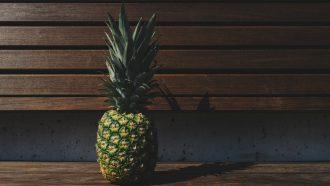 ananas, spieren kweken, voeding, eiwitten, proteine