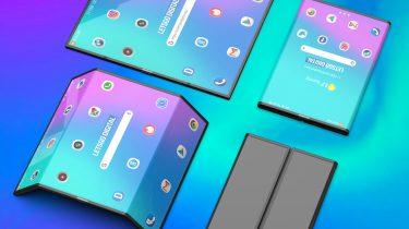 Xiaomi opvouwbare smartphone