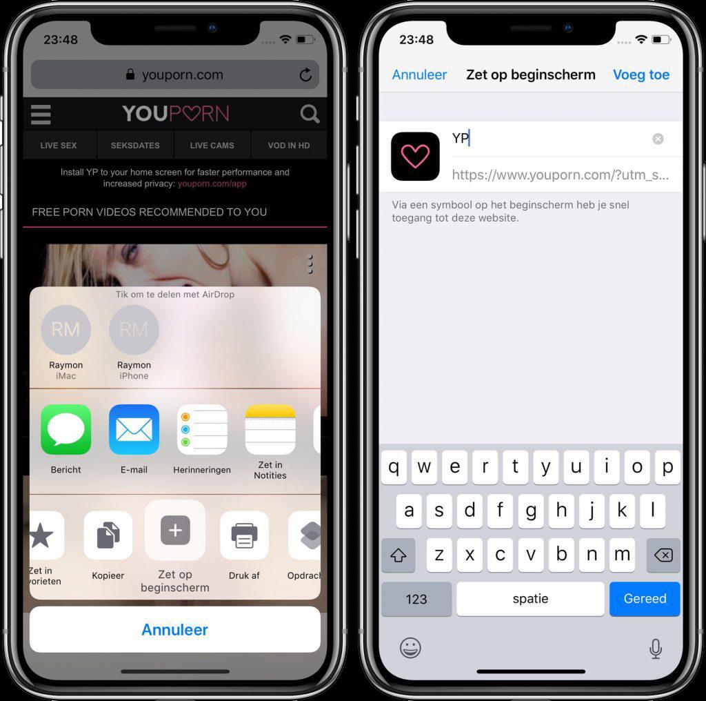 youporn app iphone