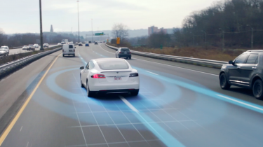Tesla autopilot nieuwe update