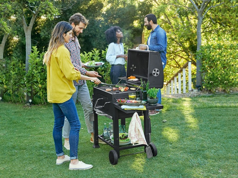 Tepro houtskoolbarbecue