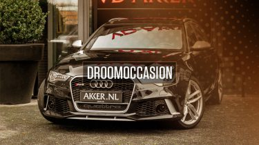 Audi RS6 Droom occasion