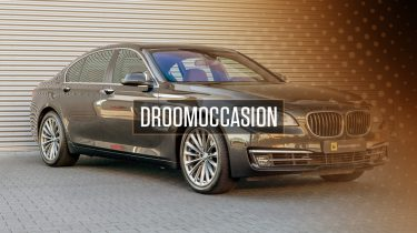 BMW 7 Serie Droomoccasion