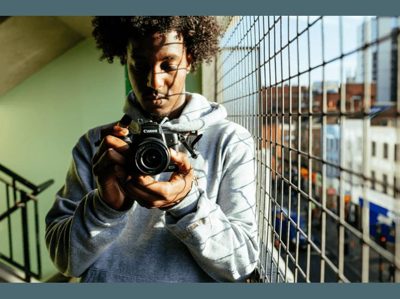 Canon EOS M50 cameraset