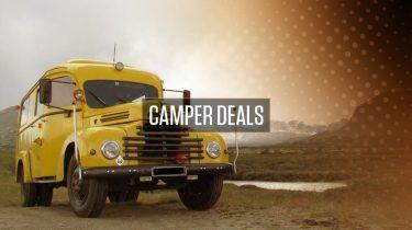 Camper occasions
