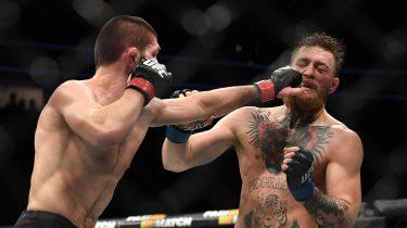 Khabib Nurmagomedov Conor McGregor UFC