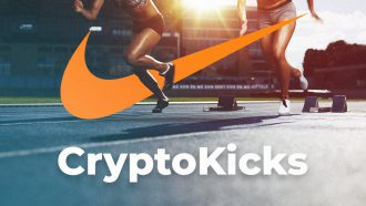 Cryptokicks Nike cryptocurrencie